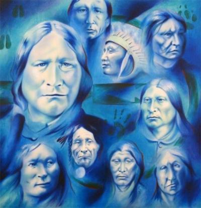 Arapahoe Leaders
